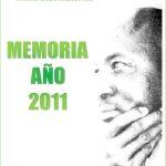 PORTADA MEMORIA DE ACTIVIDADES 2011-1