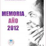 PORTADA MEMORIA DE ACTIVIDADES 2012-1