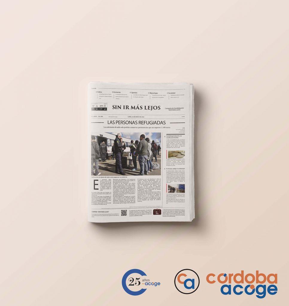 PERIODICO REFUGIADOS PORTADA CONFISCACION WEB